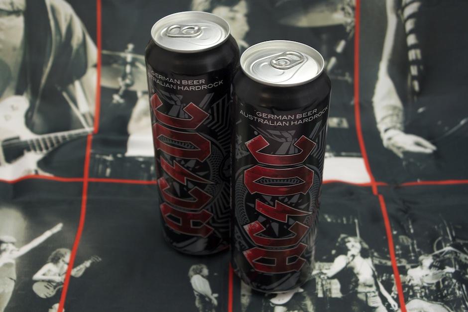 Пиво AC/DC