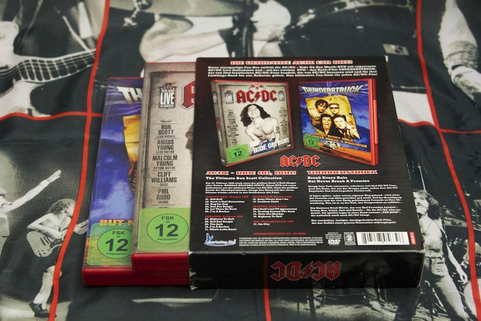AC/DC Fan Box