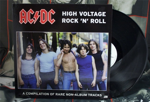 acdc hich voltage rock n roll