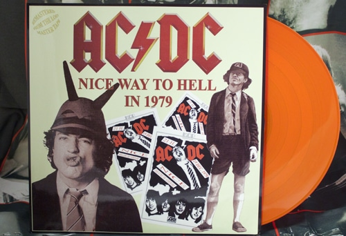 acdc nice way to hell in 1979