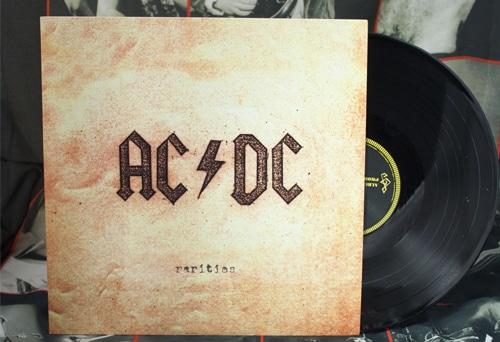 acdc rarition
