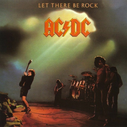 ACDC - Let There Be Rock-Front