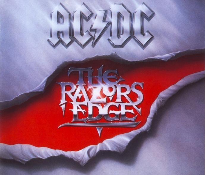 ACDCfans - The Razors Edge 24 года альбому