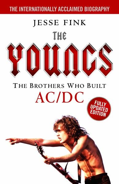 В продажу поступила книга Джесси Финка «The Youngs: The Brothers Who Built AC/DC», посвященная братьям Янгам
