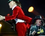 Совместный тур Guns N Roses и ACDC