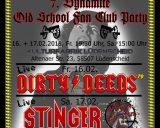 Old School Fan Club Party в Германии 16 и 17 февраля 2018