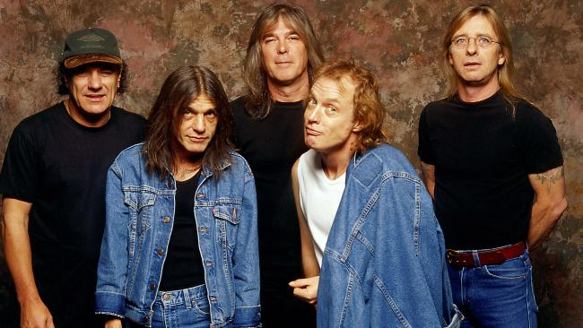 AC/DC на VH1