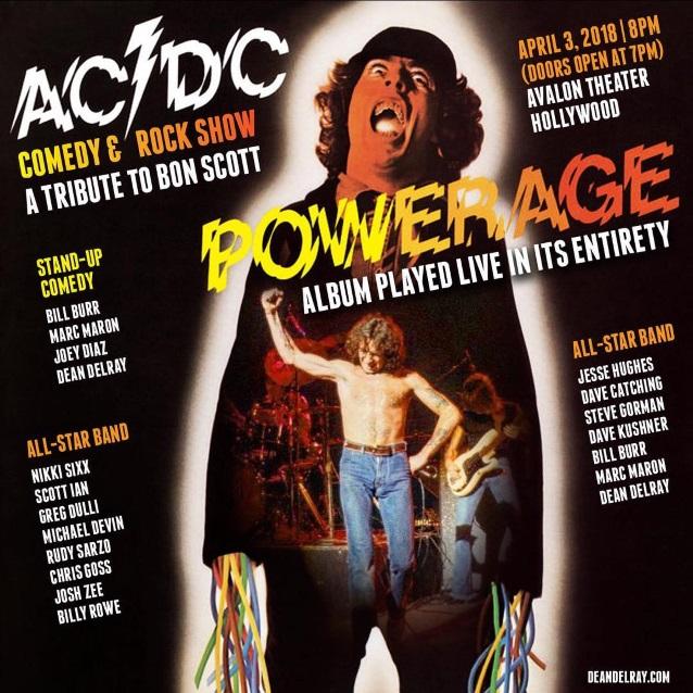 альбом AC/DC Powerage