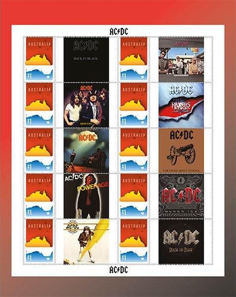 марки AC/DC