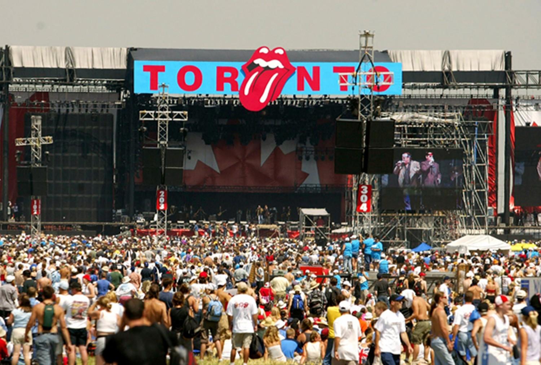AC/DC в Торонто