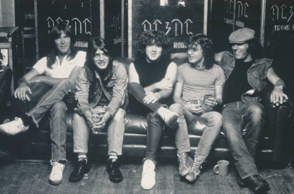 AC/DC в Денвере