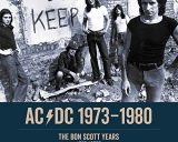 Книга AC/DC 1973-1980: The Bon Scott Years