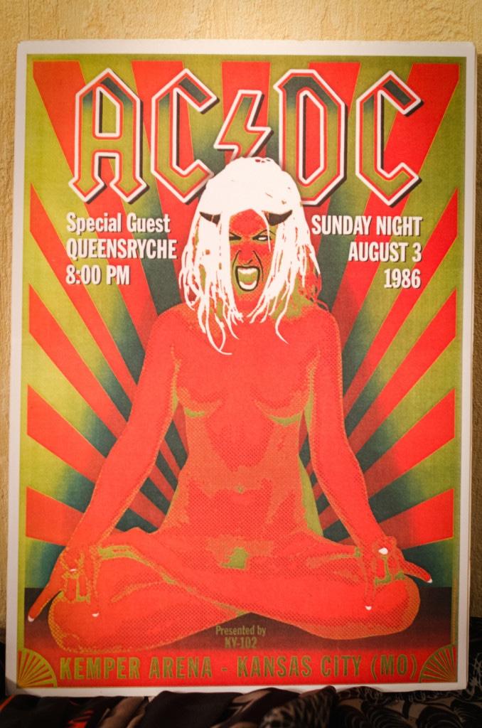 концерт AC/DC