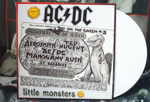 Monsters of ROck Little monsters