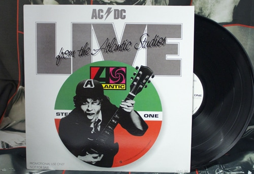 acdc live from the atlantic studio