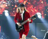AC/DC могут сыграть на свадьбе Серхио Рамоса