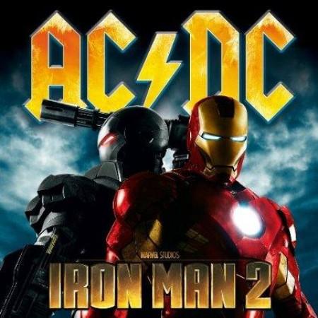 саундтрек к Железному человеку 2