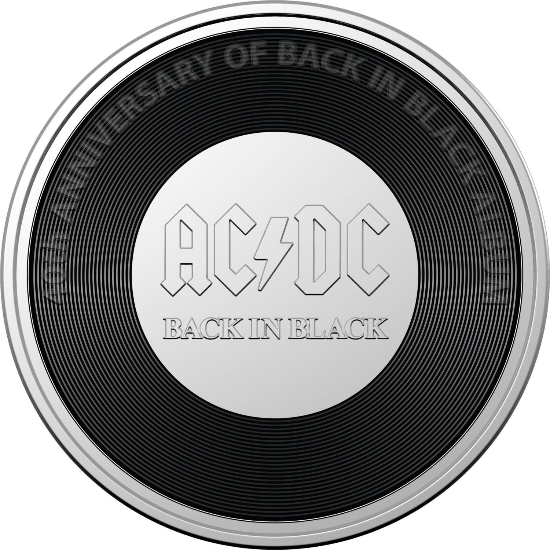 Монеты AC/DC