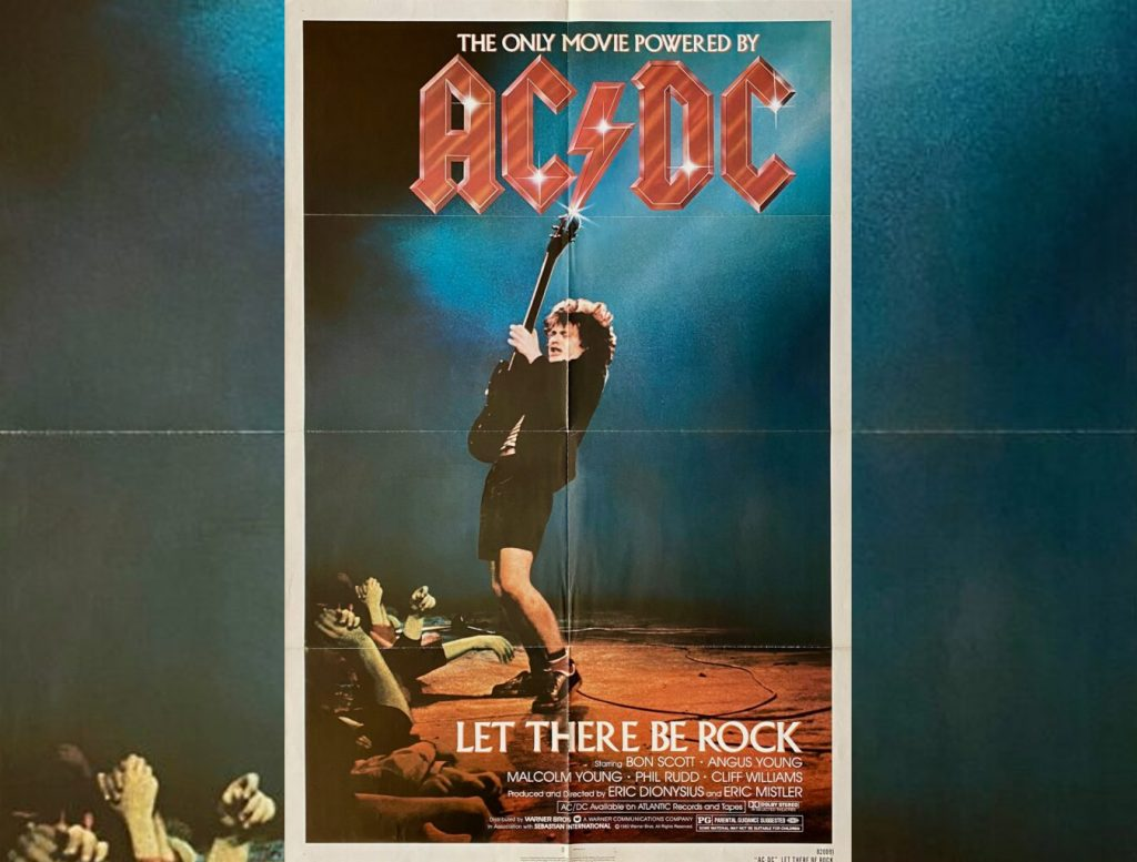 Let There Be Rock Movie